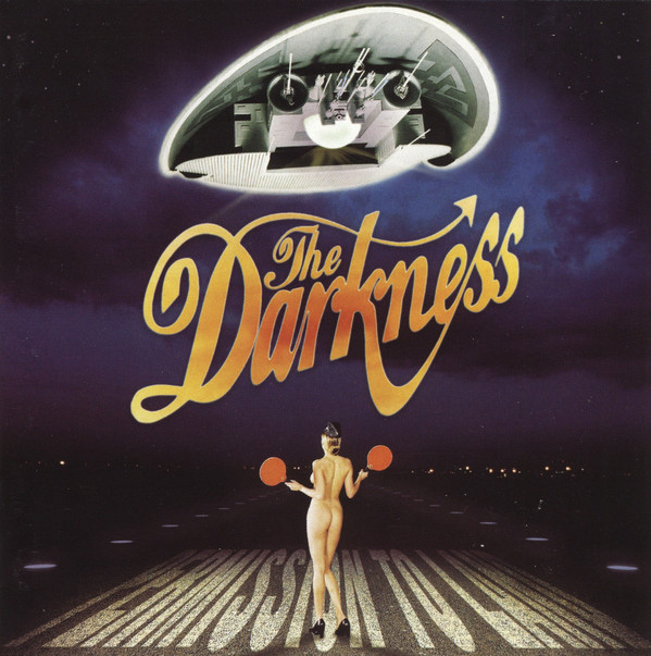 Darkness (The) Permission To Land CD