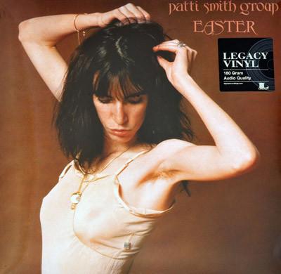 Patti Smith Group Easter Vinyl