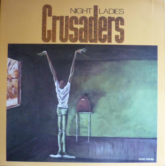 Crusaders Night Ladies Vinyl