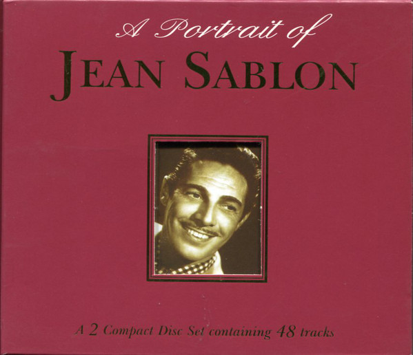 Sablon, Jean A Portrait of Jean Sablon CD