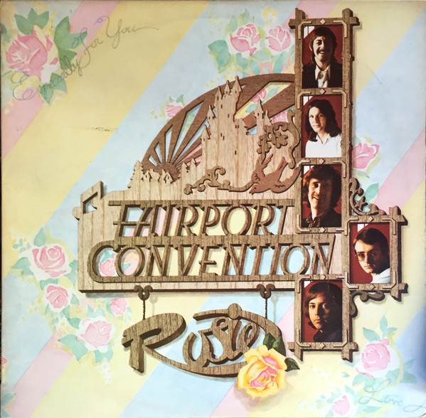 Fairport Convention Rosie Vinyl