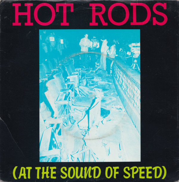 Eddie And The Hot Rods At The Sound Of Speed