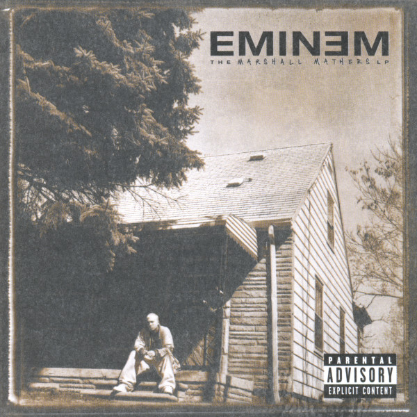 Eminem The Marshall Mathers LP Vinyl