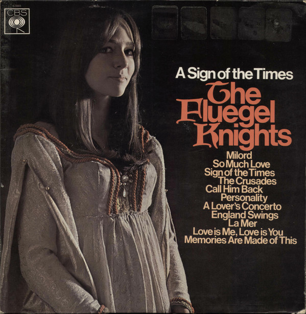 The Fluegel Knights A Sign Of The Times Vinyl