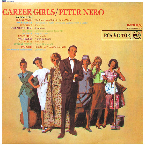 Nero, Peter Career Girls Vinyl