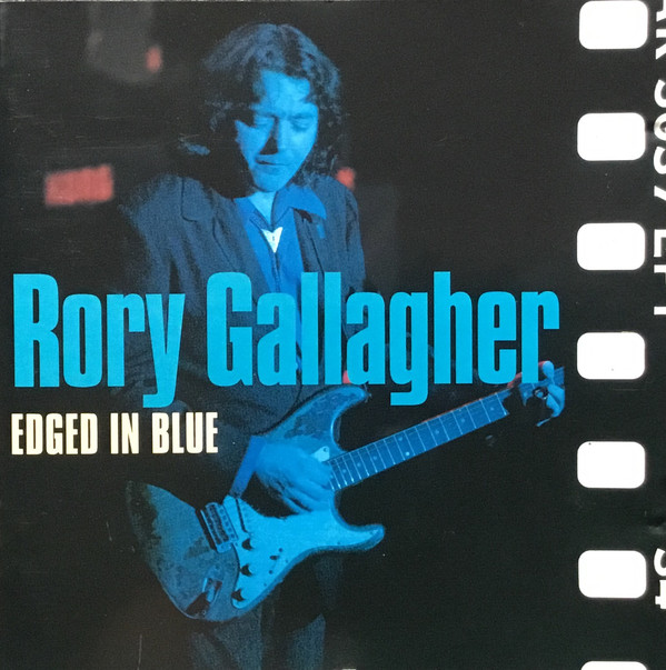 Gallagher, Rory  Edged In Blue Vinyl