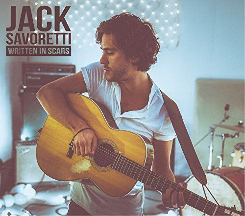 Savoretti, Jack Written In Scars CD