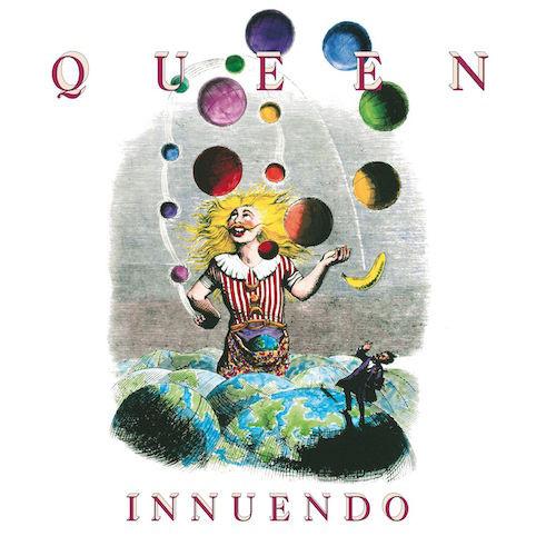 Queen Innuendo Vinyl