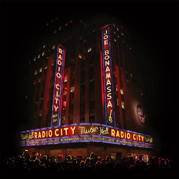 Bonamassa, Joe Live At Radio City Music Hall