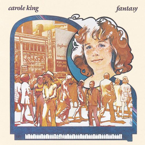 King, Carole Fantasy CD