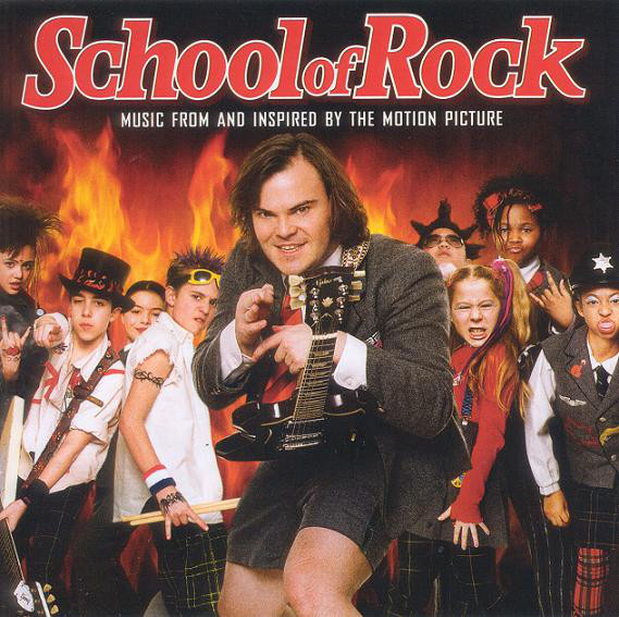Various School Of Rock (Music From And Inspired By The Motion Picture)