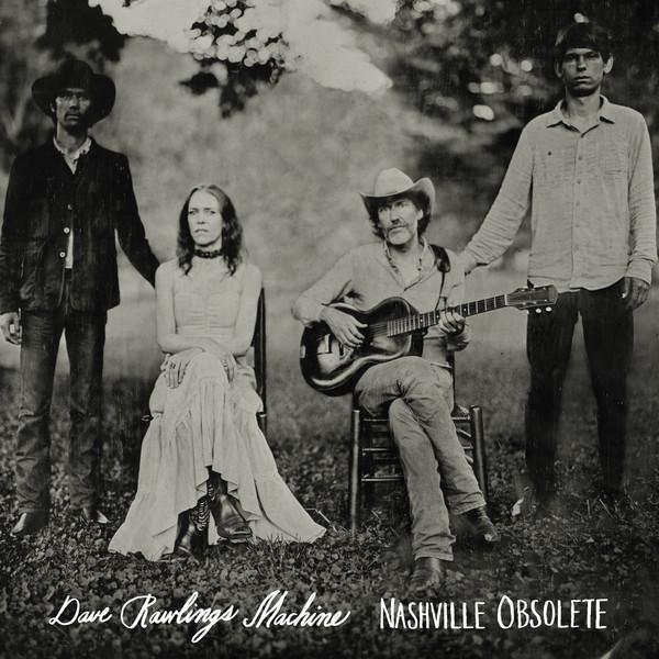 Rawlings, Dave Nashville Obsolete Vinyl