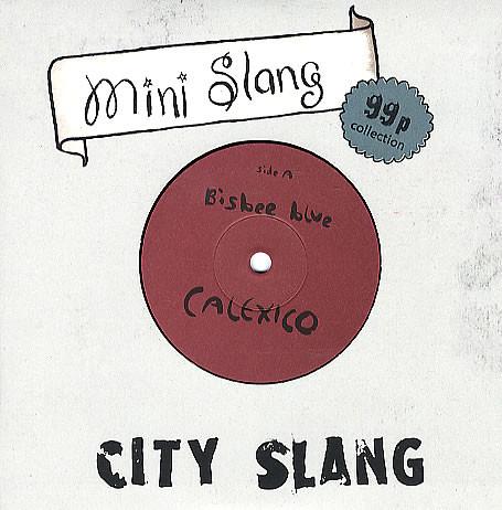Calexico Bisbee Blue Vinyl