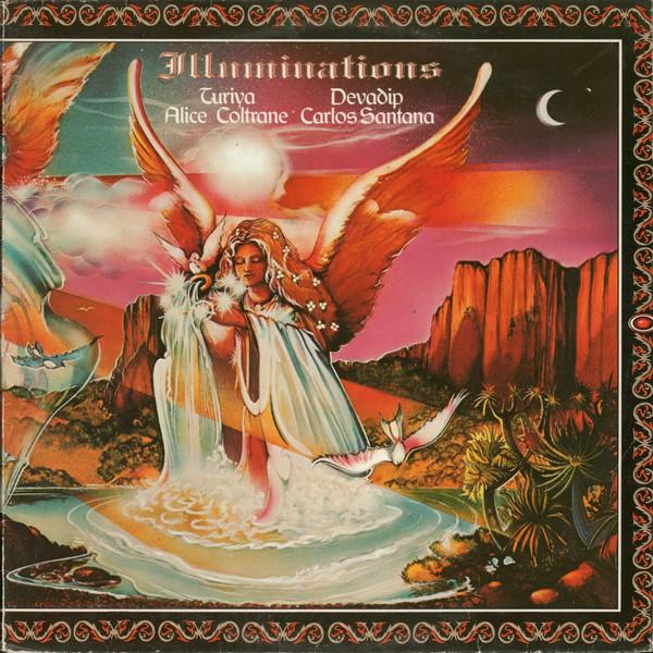 Turiya Alice Coltrane & Devadip Carlos Santana Illuminations