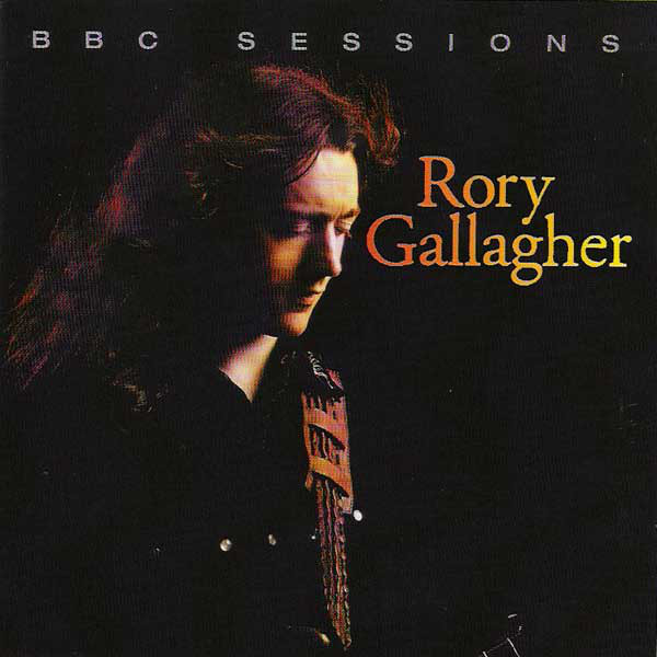 Gallagher, Rory BBC Sessions CD