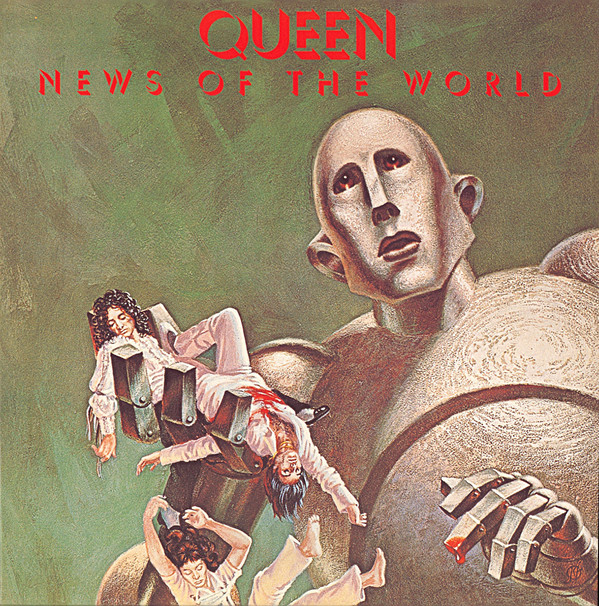 Queen News Of The World Vinyl