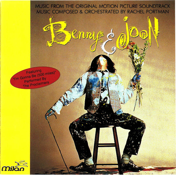 Rachel Portman Benny & Joon (Music From The Motion Picture Soundtrack) CD
