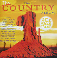 Various The No.1 Country Album