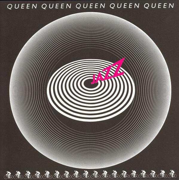 Queen Jazz Vinyl