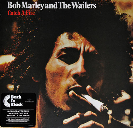 Bob Marley & The Wailers ‎ Catch A Fire Vinyl