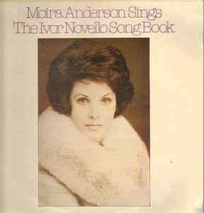 Anderson, Moira Moira Anderson Sings The Ivor Novello Songbook Vinyl