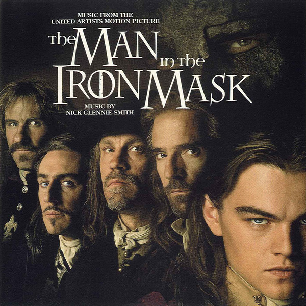 Nick Glennie-Smith The Man In The Iron Mask (Music From The United Artists Motion Picture) CD