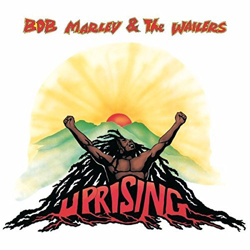 Marley, Bob & The Wailers Uprising Vinyl