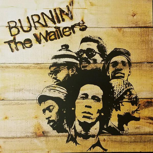 Marley, Bob & The Wailers  Burnin'
