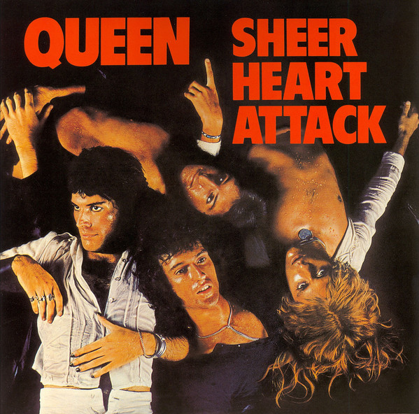 Queen Sheer Heart Attack Vinyl