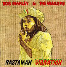 Marley, Bob & The Wailers Rastaman Vibration