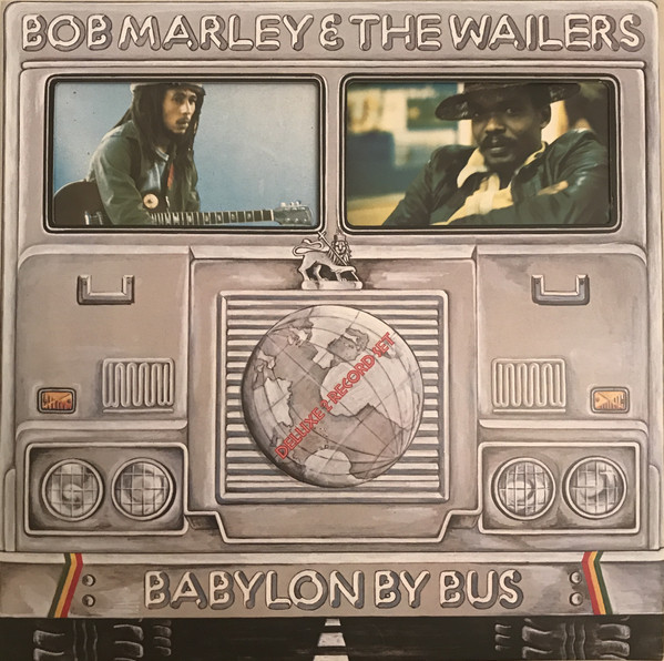 Marley, Bob & The Wailers ‎ Babylon By Bus