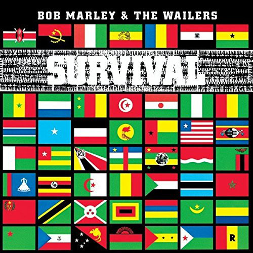 Marley, Bob & The Wailers ‎ Survival