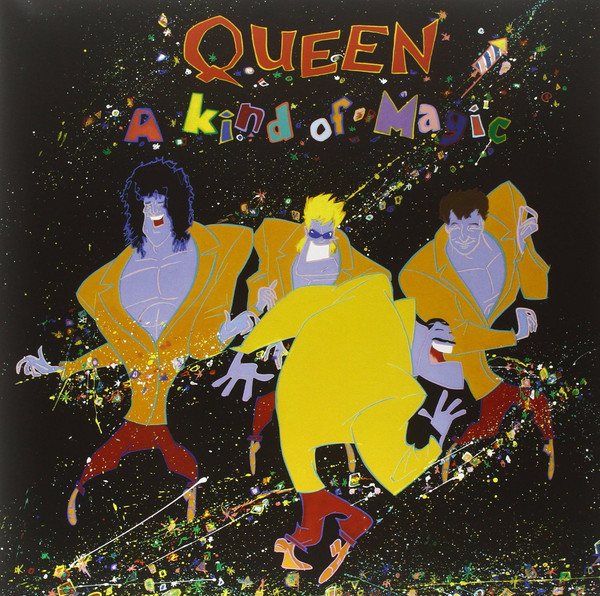 Queen A Kind Of Magic Vinyl