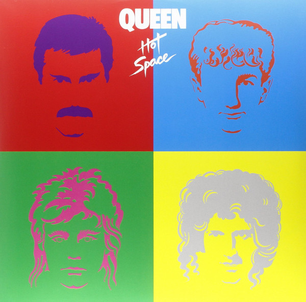 Queen Hot Space Vinyl