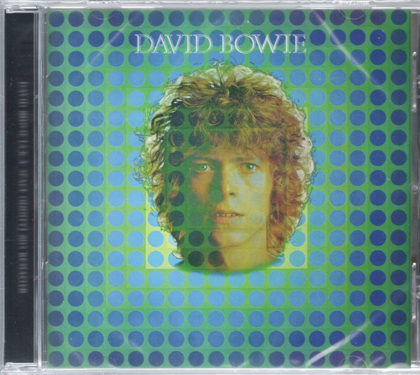Bowie, David Space Oddity - 2015 Remaster CD
