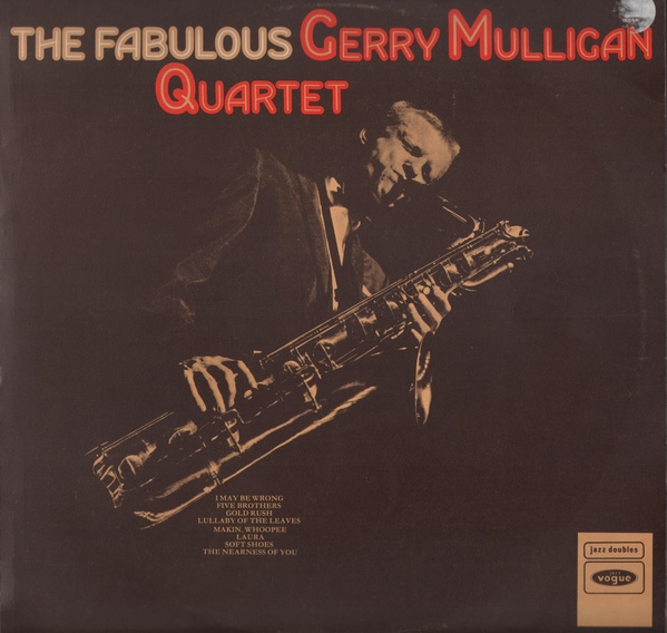 Mulligan, Gerry The Fabulous Gerry Mulligan Quartet