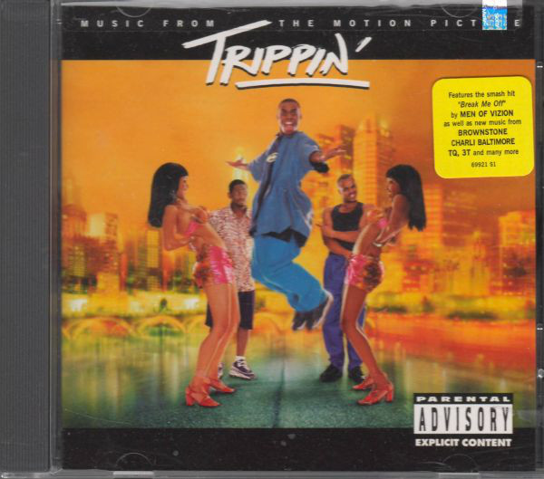 Various Trippin' (Motion Picture Soundtrack) CD