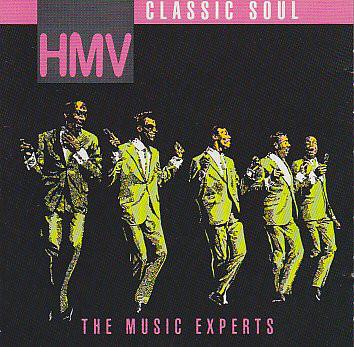 Various HMV The Music Experts - Classic Soul Vinyl