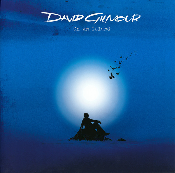 Gilmour, David On An Island Vinyl