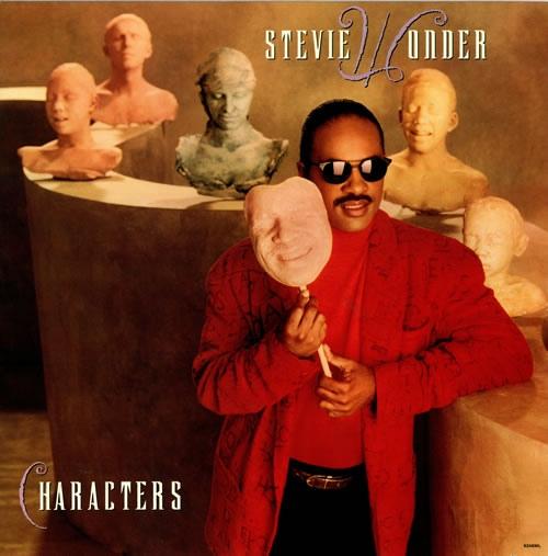 Wonder, Stevie Characters