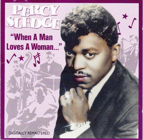 Percy Sledge When a Man Loves A Woman... Vinyl