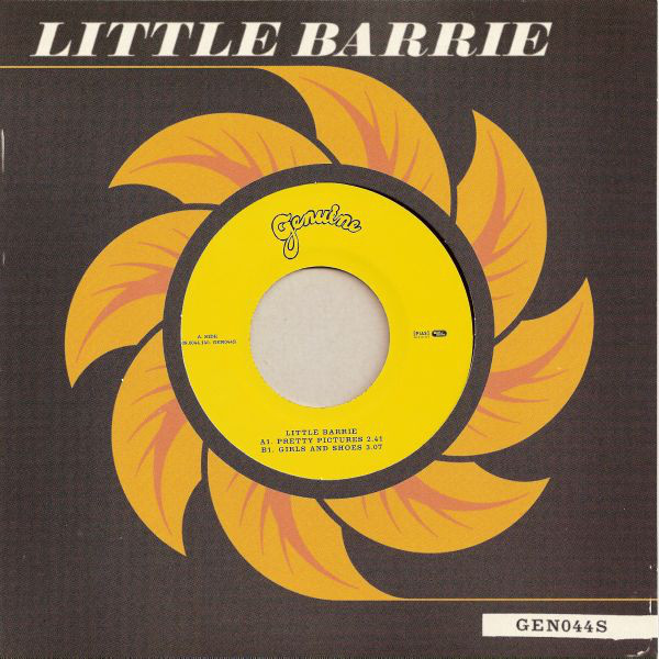 Little Barrie Pretty Pictures Vinyl