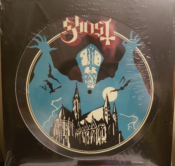 Ghost Opvs Eponymovs Vinyl