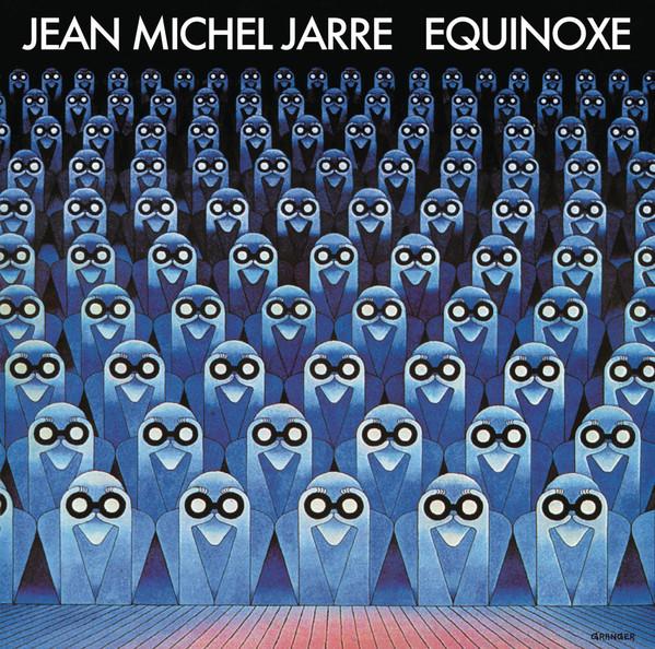 Jean Michel Jarre Equinoxe Vinyl