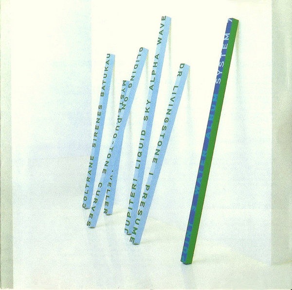 System 7 Point 3 - Water Album
