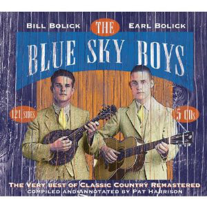 Blue Sky Boys Classic Country Remastered CD