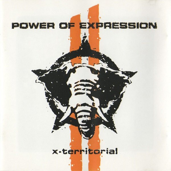 Power Of Expression X-Teritorial CD