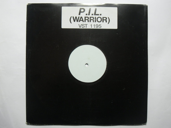 Public Image Limited Warrior Vinyl