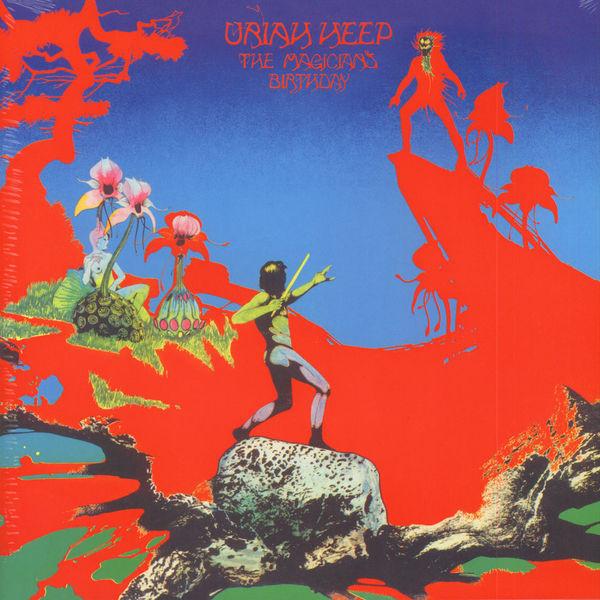 Uriah Heep The Magician's Birthday