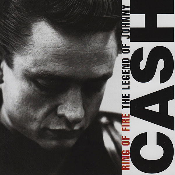 Cash, Johnny Ring Of Fire - The Legend Of Johnny Cash CD